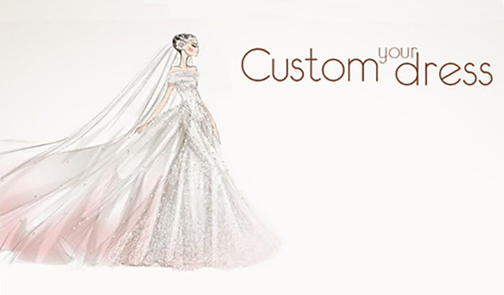 How to Customize Your Wedding Dress