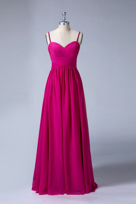 Sweetheart A-Line Elegant Bridesmaid Dresses
