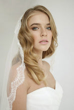 Amazing Lace Wedding Veil with Lace