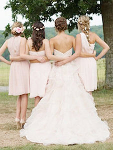 Shimmering Natural Ball Gown Wedding Dresses