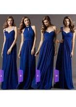 Festival Sweetheart Zipper Pleated Bridesmaid Dresses