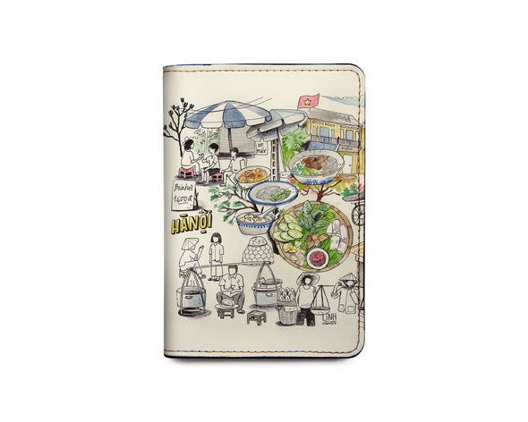 F-002-001 - PASSPORT HOLDER- HÀ NỘI