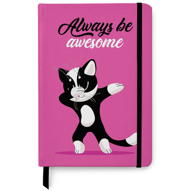 Always be awesome Notebook - F-004-001-002
