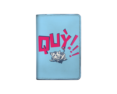Quỳ I-001-010 Passport Holder