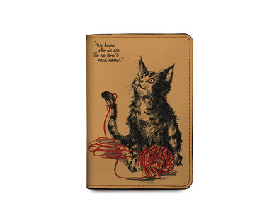 CATZ Passport Holder