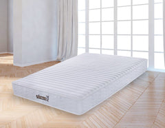 Palermo Contour 20cm Encased Coil King Mattress CertiPUR-US Certified Foam