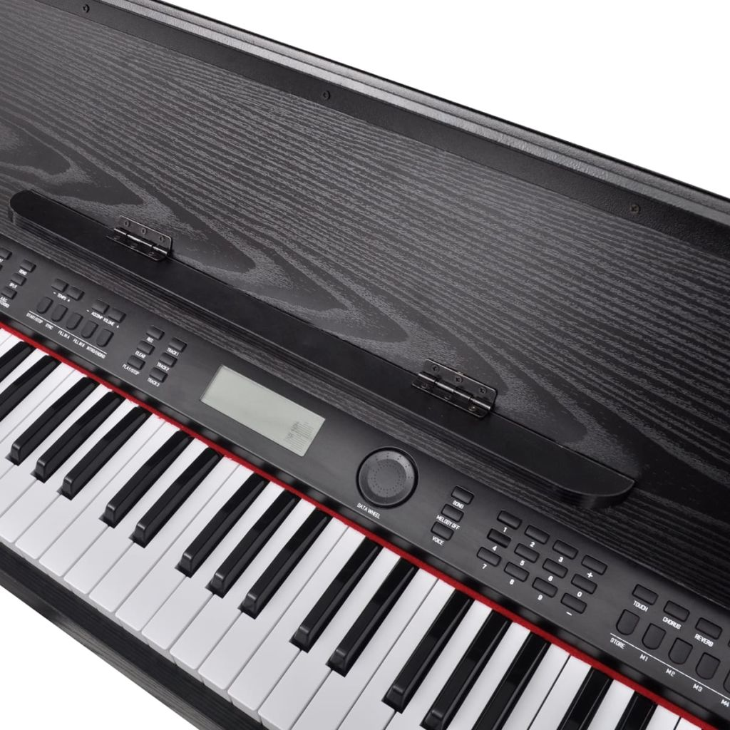 Classic Electronic Piano Digital Piano with 88 keys & Music Stand