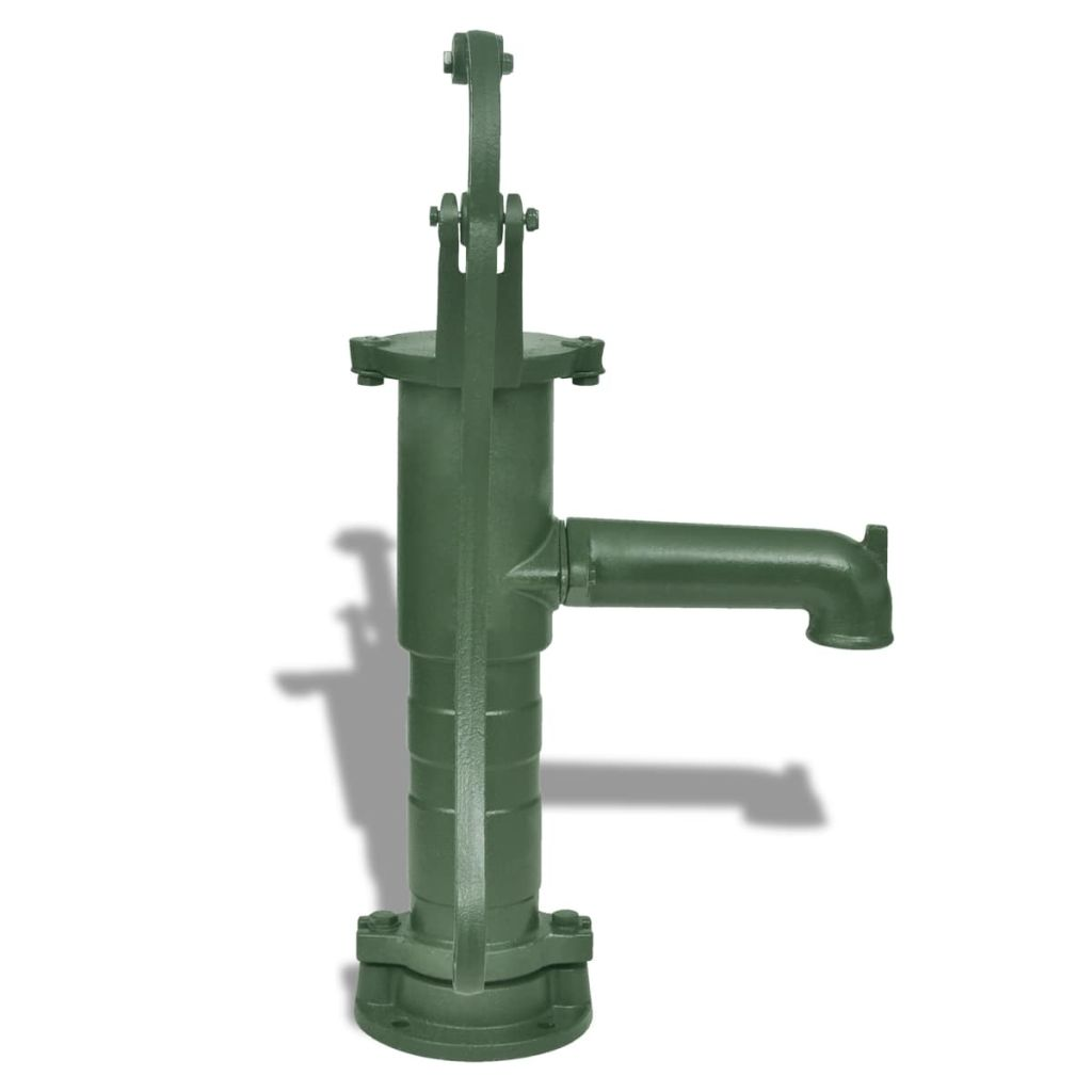 Garden Hand Water Pump Cast Iron