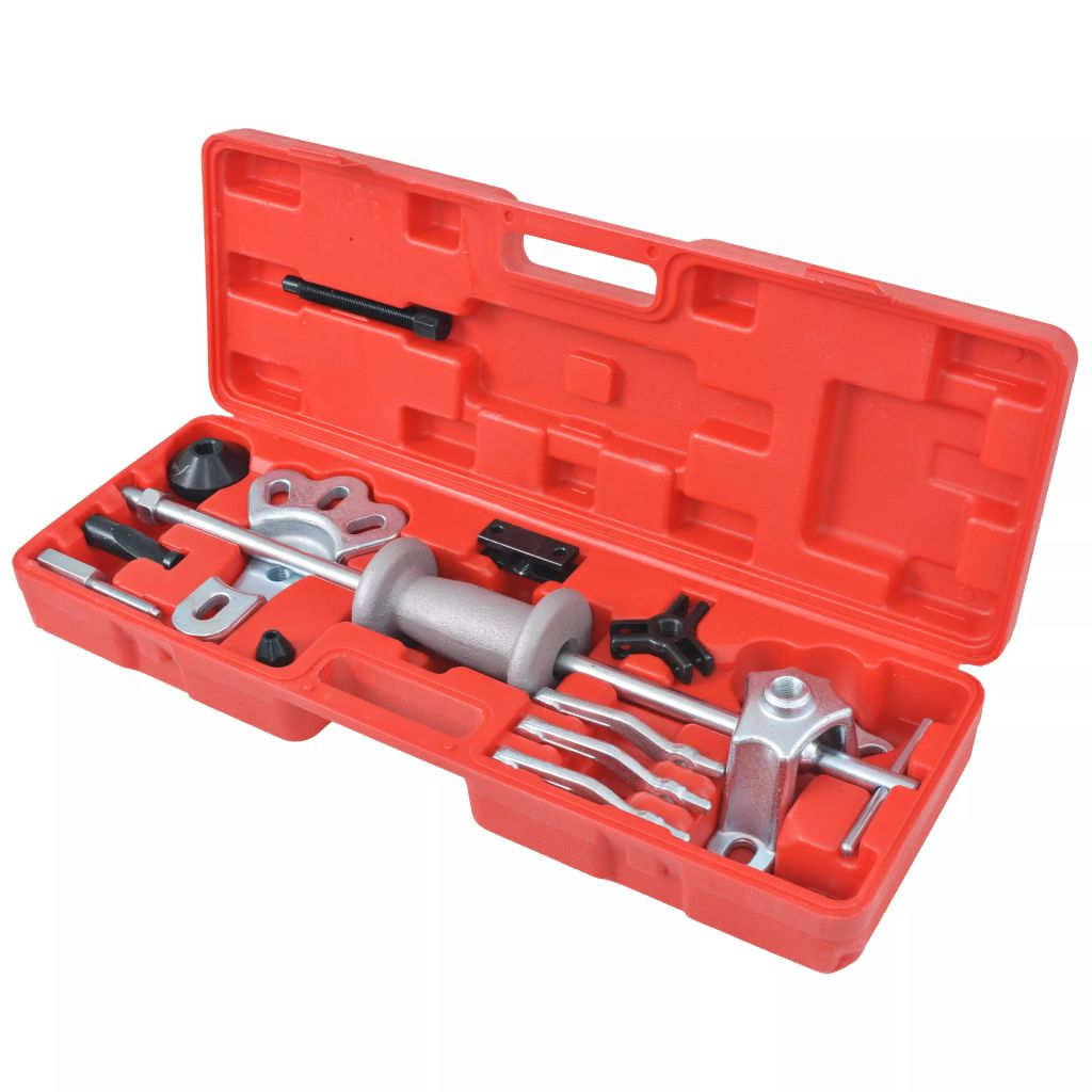 Nine Ways Slide Hammer Puller Set 17 pcs