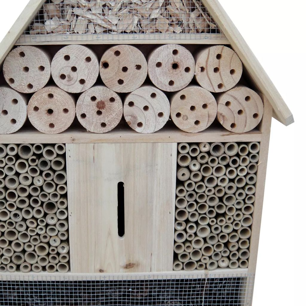 Insect Hotel XXL 50x15x100 cm