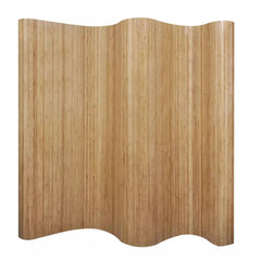 Room Divider Bamboo Natural 250x195 cm