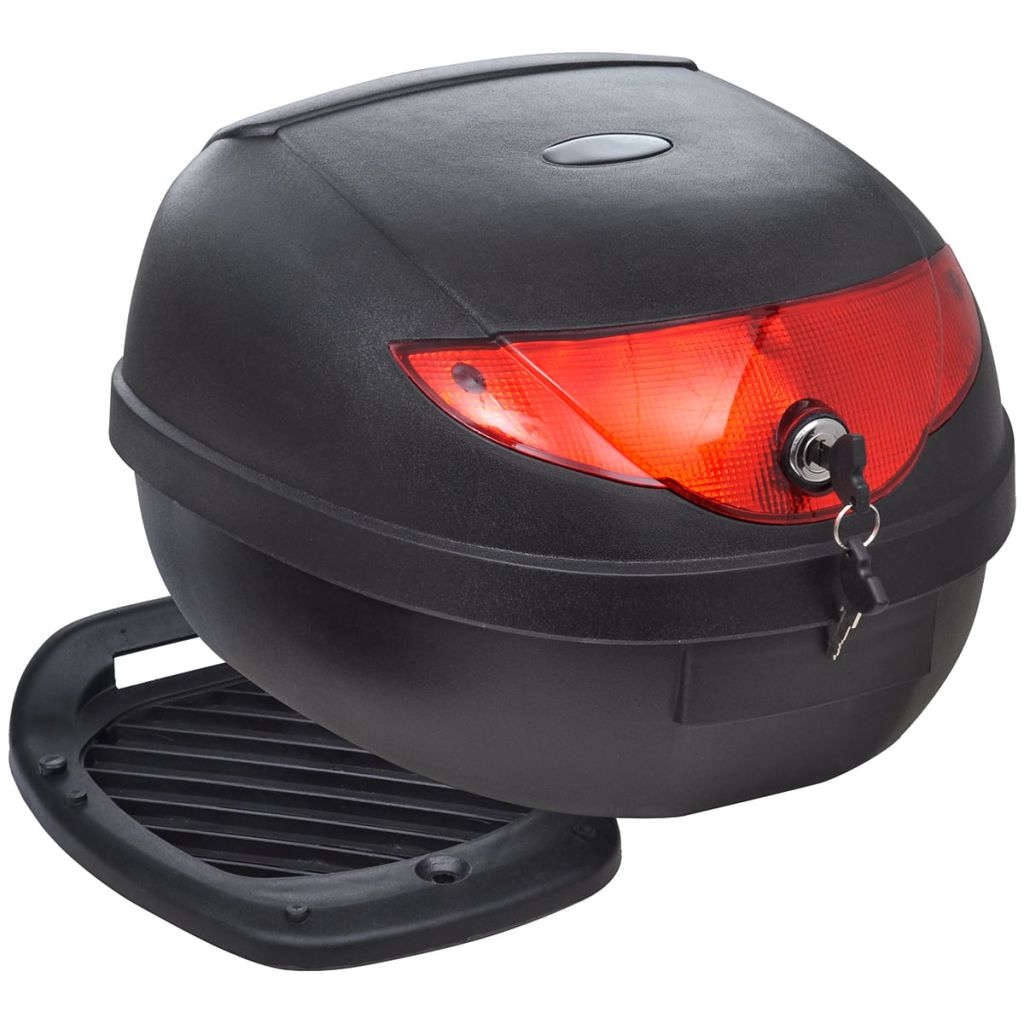 Motorbike Top Case 36 L for Single Helmet