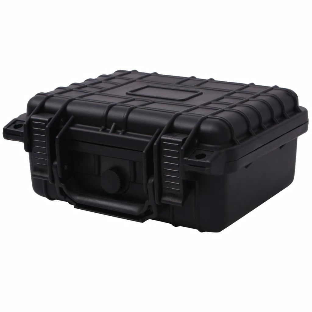 Protective Equipment Case 27x24.6x12.4 cm Black