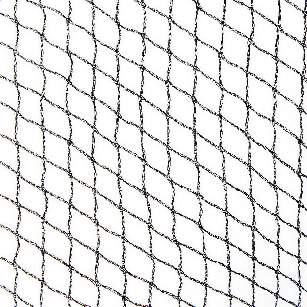 Instahut 10 x 50m Anti Bird Net Netting - Black