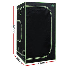 Green Fingers Weather Proof Lightweight Grow Tent