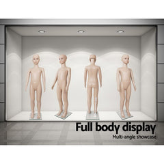 Full Body Child Mannequin