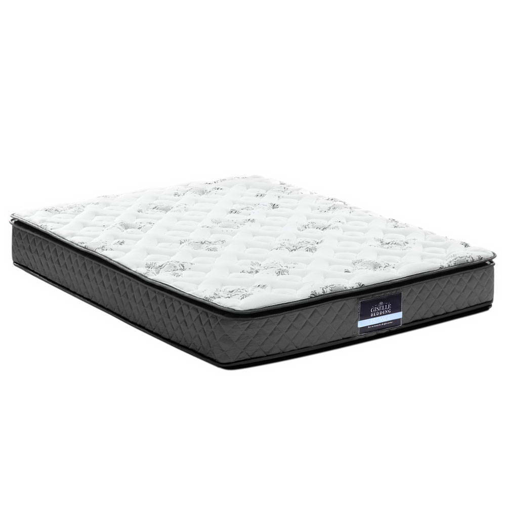 Giselle Bedding Rocco Bonnell Spring Mattress 24cm Thick – Double