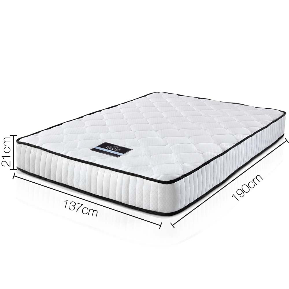 Giselle Bedding Double Size 21cm Thick Foam Mattress
