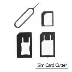 New Sim Card Cutter - Sim Card Adapter - Eject Pin