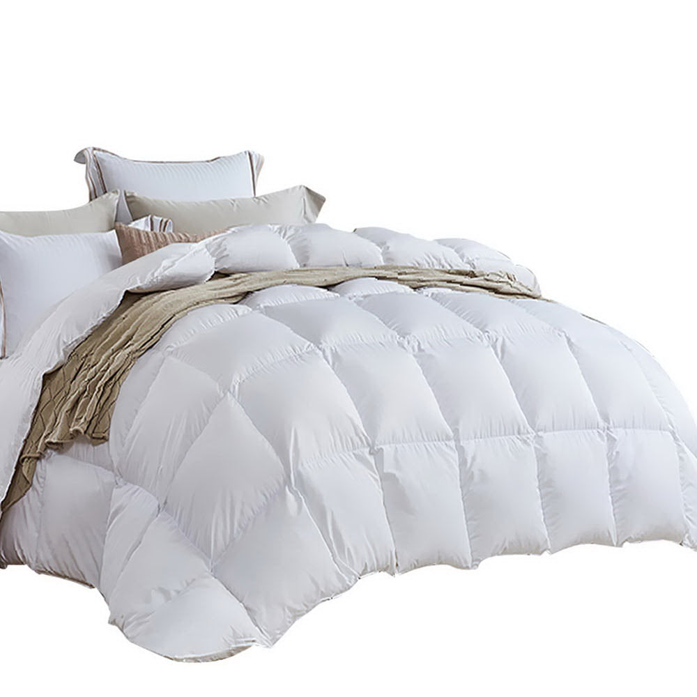 Giselle Bedding Super King Light Weight Duck Down Quilt