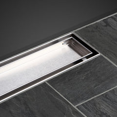 Cefito 800mm Stainless Steel Insert Shower Grate