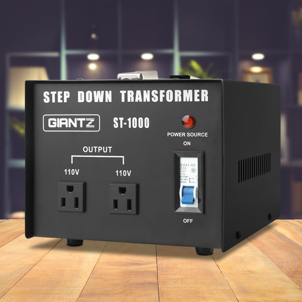 Giantz 1000 Watt Step Down Transformer