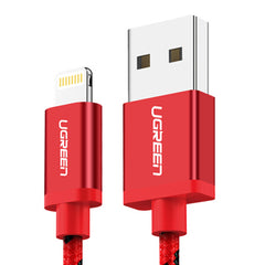 UGREEN Lightning Cable - Red 1M (40479)