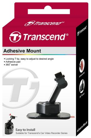 TRANSCEND TS-DPA1  Adhesive Mount for DrivePro