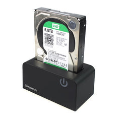 Simplecom SD326 USB 3.0 to SATA Hard Drive Docking Station for 3.5
