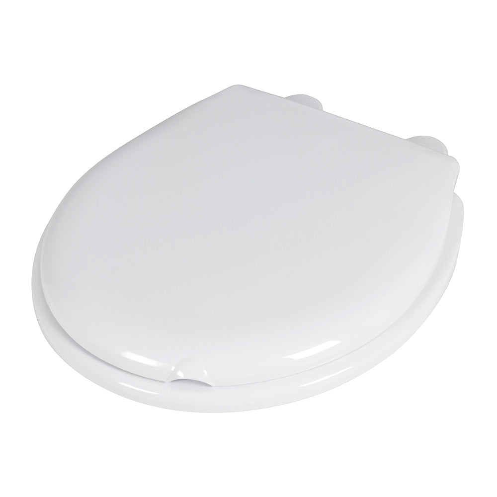 2-IN-1 Toilet Trainer - White