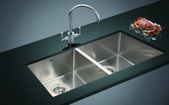 Stainless Steel Sink - 865 x 440mm