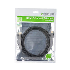 UGREEN Mini HDMI TO HDMI cable 1M (10195)