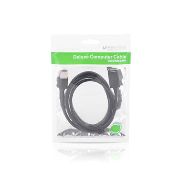 UGREEN USB 2.0 A male to A female extension cable 5M (10318)