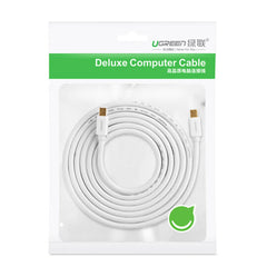 UGREEN Mini DP Male to Male Cable 2M (10429)