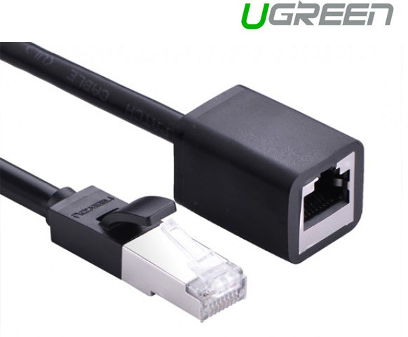 UGREEN Cat 6 FTP Ethernet RJ45 Male/Female Extension Cable 5M (11283)