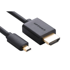 UGREEN Micro HDMI TO HDMI cable 3M (30104)
