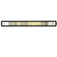 28 inch Philips LED Light Bar Quad Row Combo Beam 4x4 Work Driving Lamp 4wd