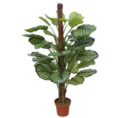 Artificial Pond Leaf Plant 110cm