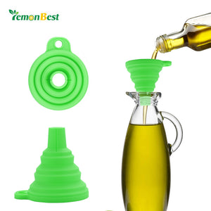Collapsible Kitchen Funnel