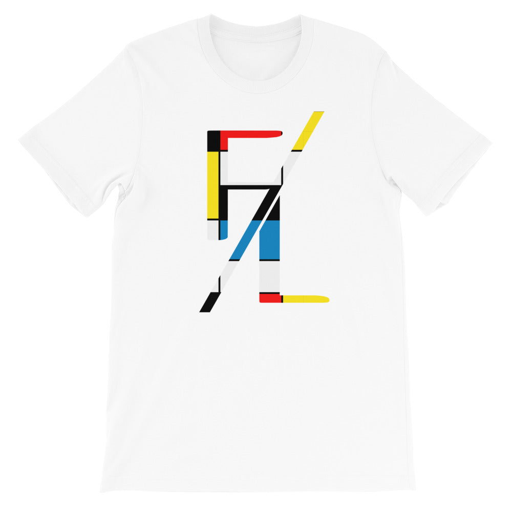 Fly Level Mondrian T-Shirt