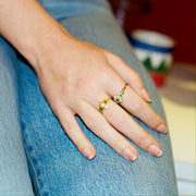 Sabina Socol Lindy Ring - Solid Gold