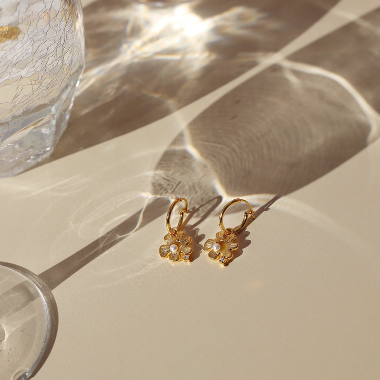 Diane Kari Fleur Earrings - Limited Edition