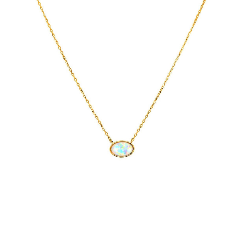 Coco Necklace - Solid Gold