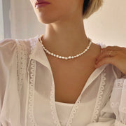Fine Pearl Necklace
