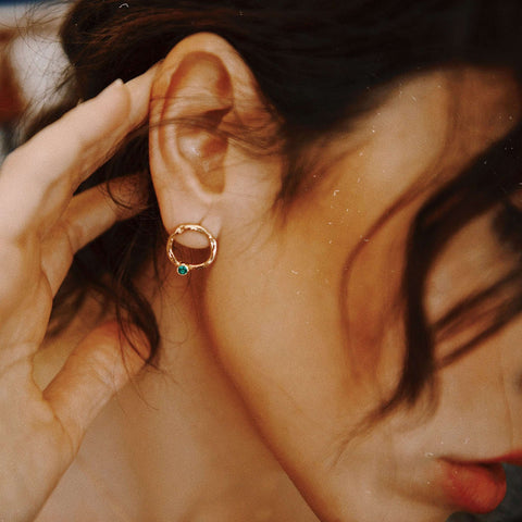 Rosie Earrings - Fedoma