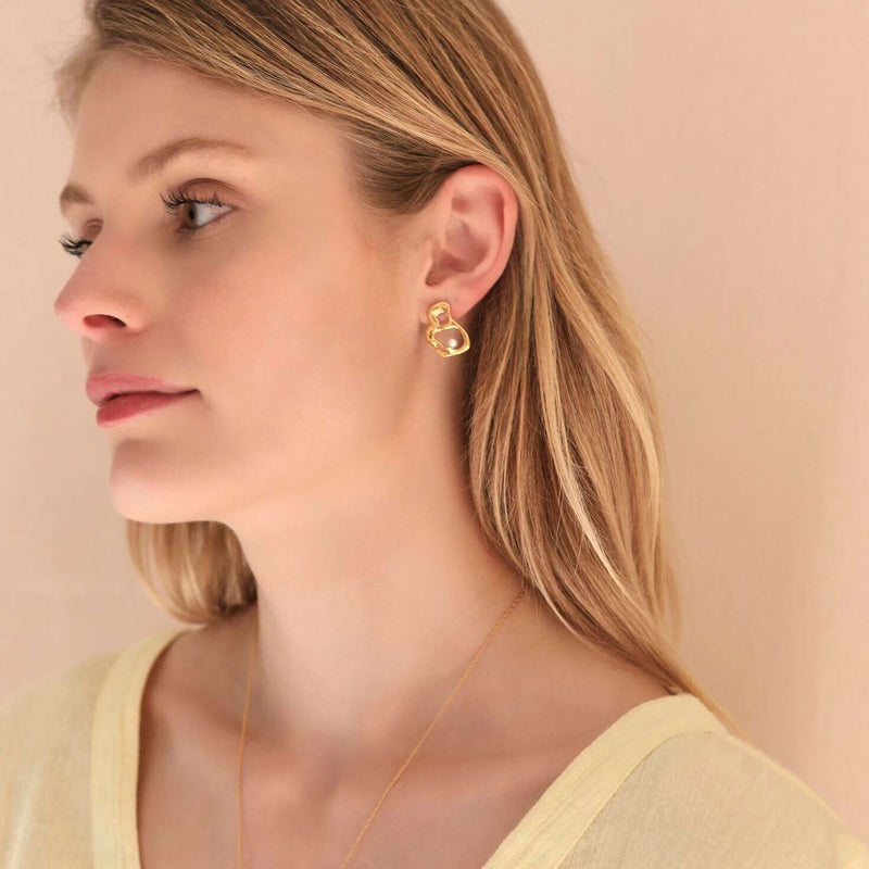 Léa Earrings - Fedoma