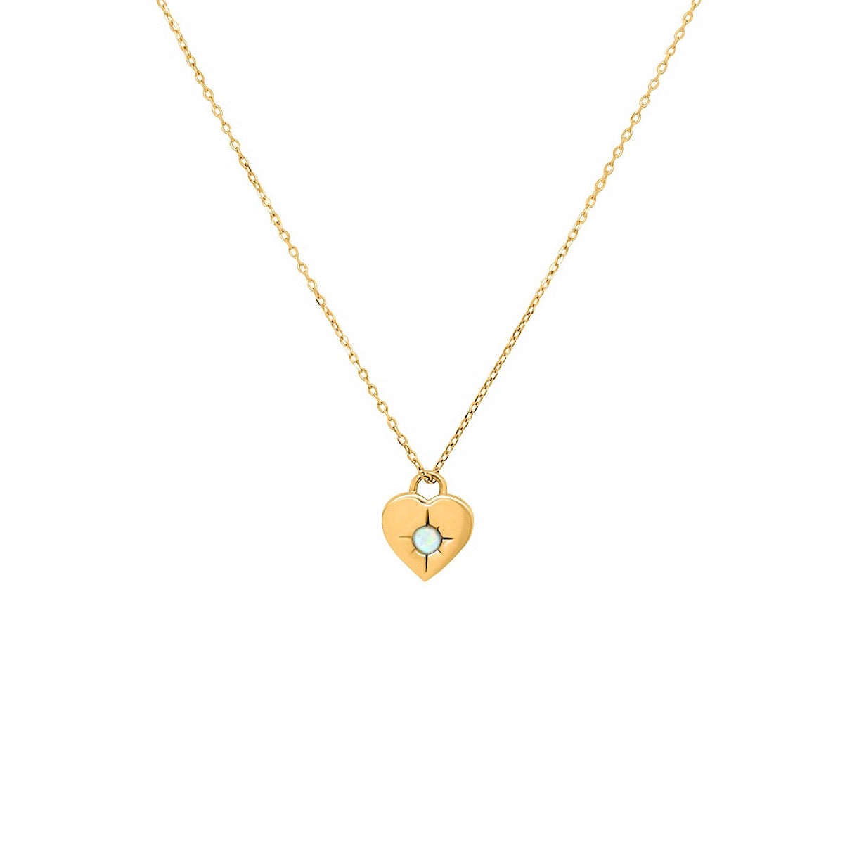 Truffle Necklace - Solid Gold