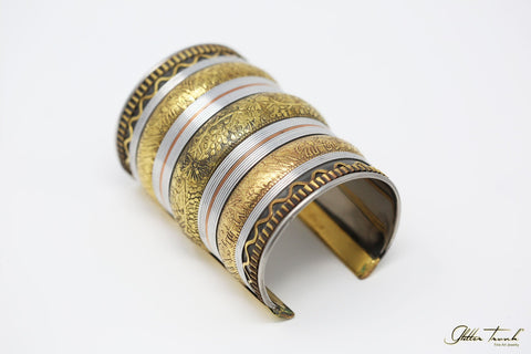 Cleopatra Bracelet Marisa Wonder Woman Slip On Cuff