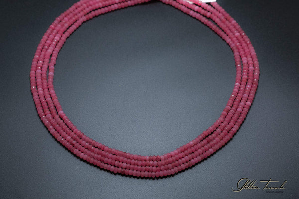 Fusion Necklace Pink Paradise Long Necklace