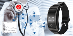 Blood Pressure Smart Watch: the Ultimate Convenience!